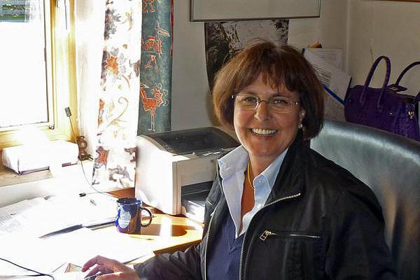 Büroleitung Pia Margreiter